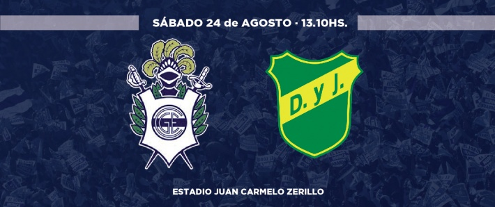Gimnasia Vs Defensa y Justicia (SAF 2019)